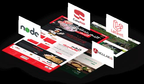 Dynamic Website Design For Database Driven Dynamic Websites