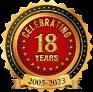 Celebrating 14 years