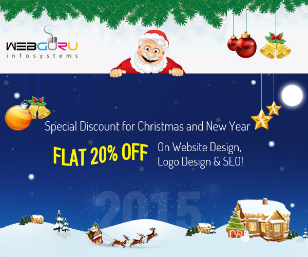 Christmas and New Year Offer Web Services
