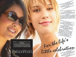 brochure design alignments