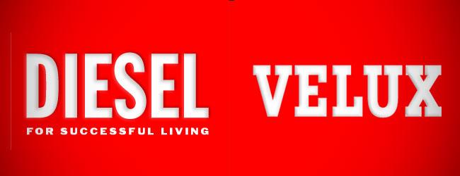 Diesel Velux logo