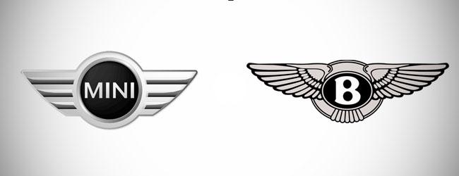 Mini Bentley logo