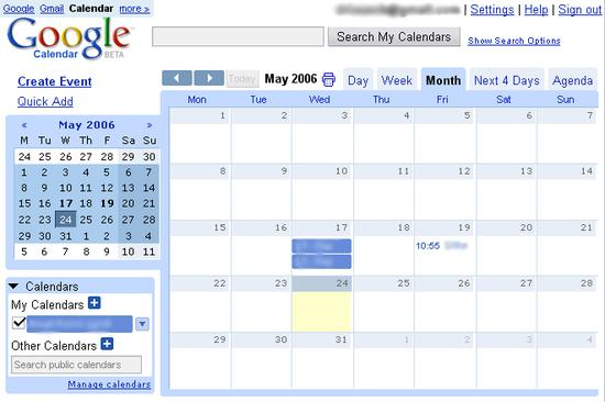 how to automatically add events to google calendar