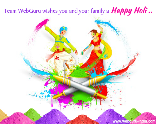 Happy- Holi 2013