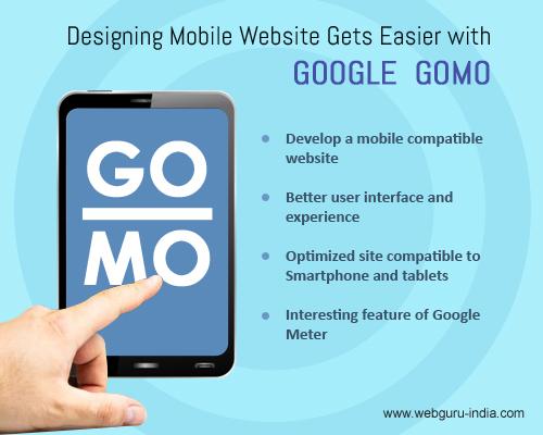 Mobile Website Design with Google GoMo