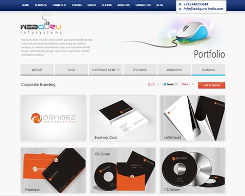 Corporate Branding Portfolio