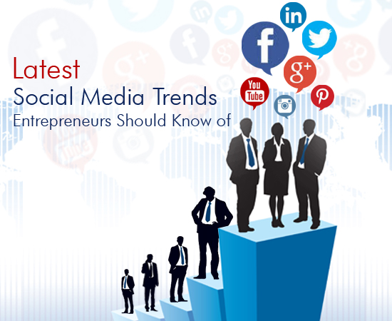 Latest Social Media Trends for Entrepreneurs