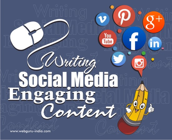 Writing Social Media Engaging Content