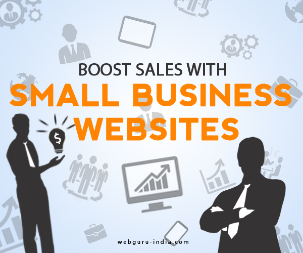 Small Businesses Websites