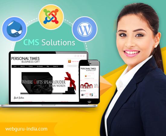 custom cms web development