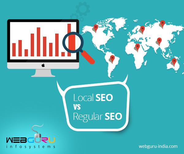 local seo vs regular seo