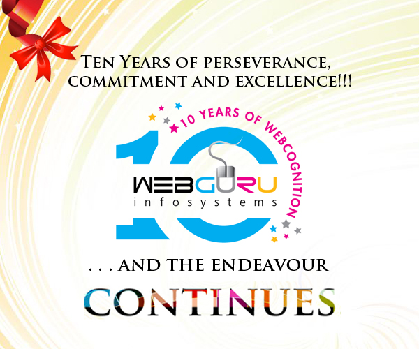 WebGuru 10 years