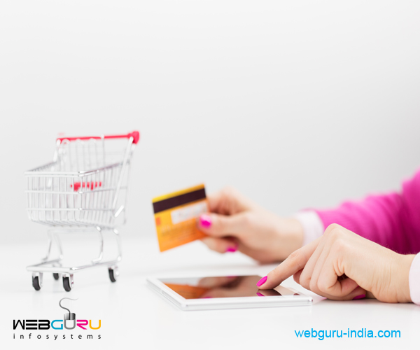 shopping cart website development
