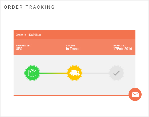ORDER-TRACKING