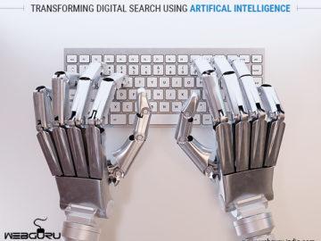 Transforming Digital Search Using Artificial Intelligence