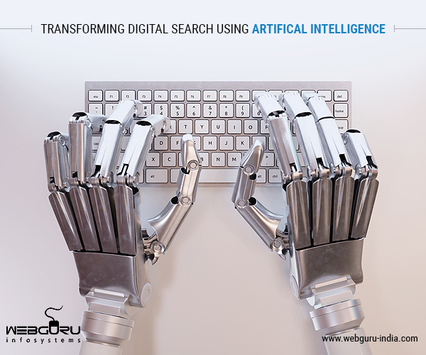 Transforming Digital Search Using Artificial Intelligence