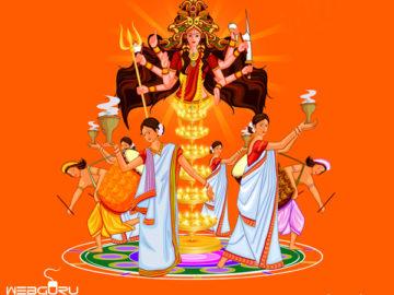 Durga puja 2016