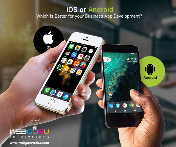 Better Business App- iOS or Android