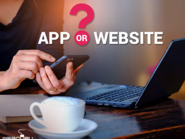 app or website
