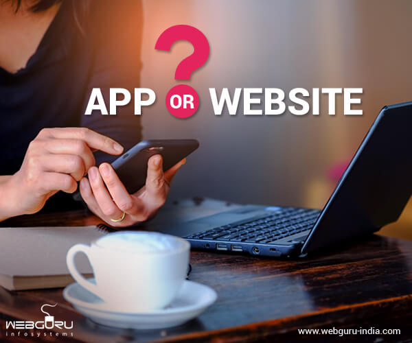 app or website