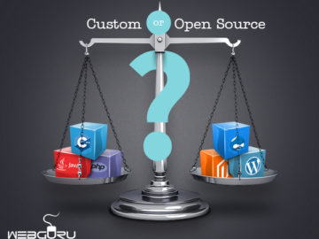 Custom or Open Source Platform