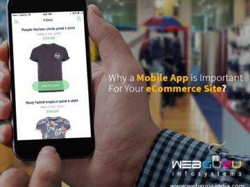Mobile App For eCommerce Websites