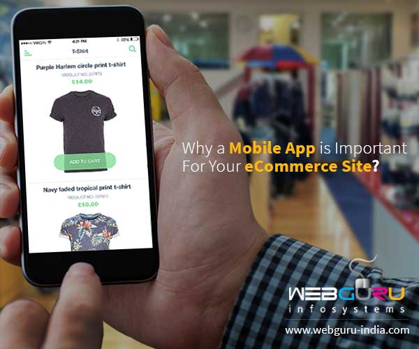 Mobile App For eCommerce Websites
