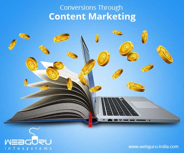 Conversions through Content Marketing