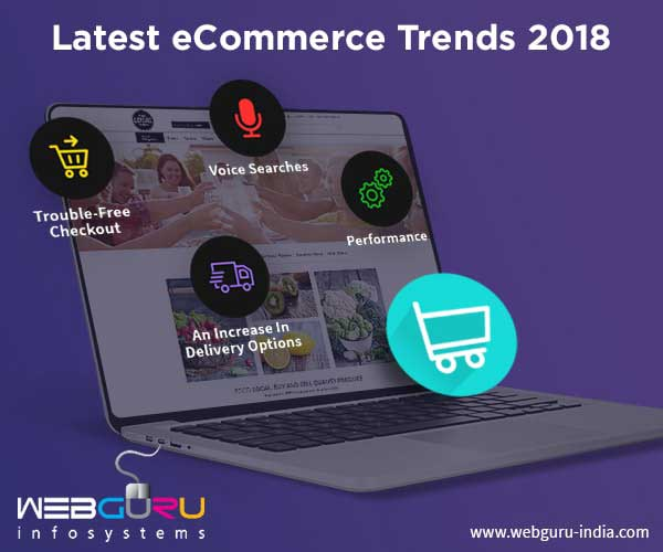 Latest eCommerce Trends 2018