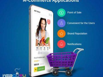 M-Commerce Applications