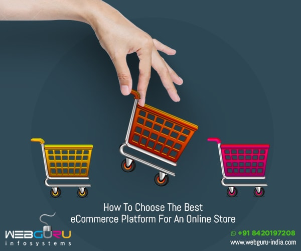 eCommerce Platform For An Online Store