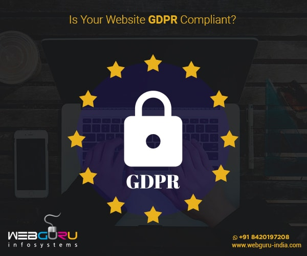 GDPR Compliant Website