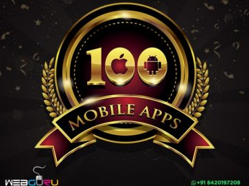 100 Mobile Apps