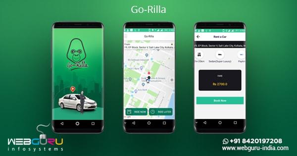 Gorilla Mobile App