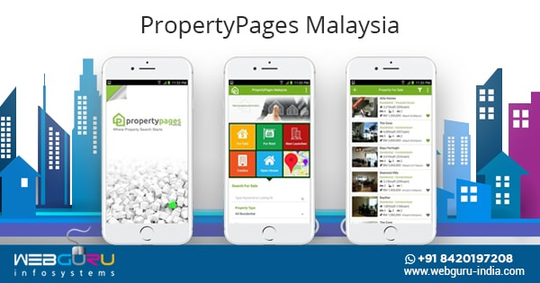 Property Pages Malaysia Mobile App