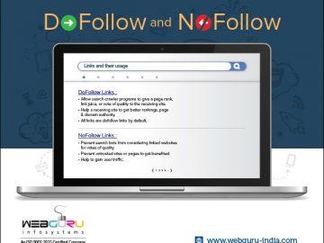Do Follow and No Follow Links & Their Usage