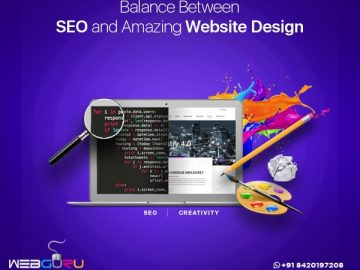 Balance Between SEO And Creative Website Design