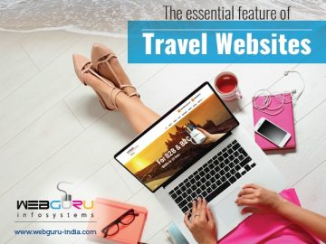 Travel Websites Infographic