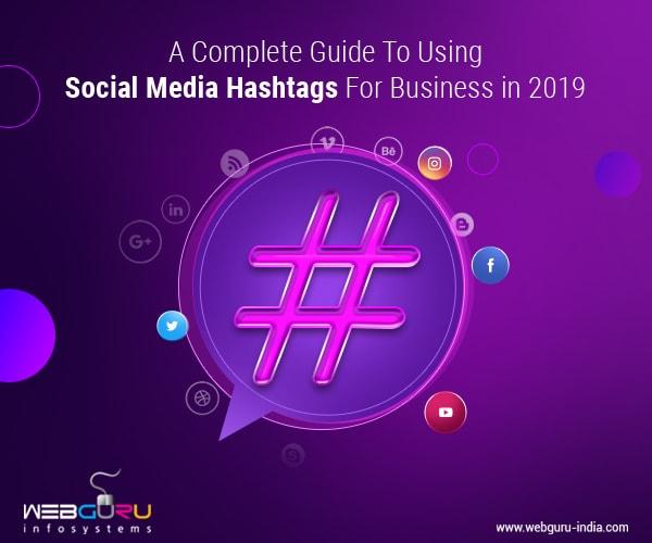 Social Media Hashtags in 2019