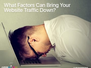 factors affecting web traffic