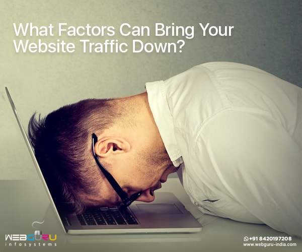 factors affecting web traffic