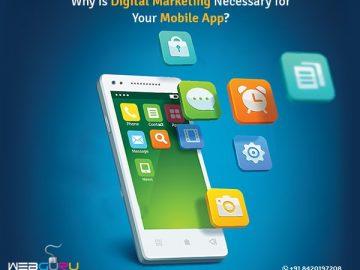 Digital Marketing Necessary for Mobile App
