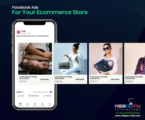 Facebook Ads For Ecommerce Store