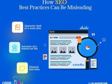 SEO Best Practices Misleading