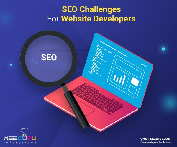 SEO Challenges For Website Developers