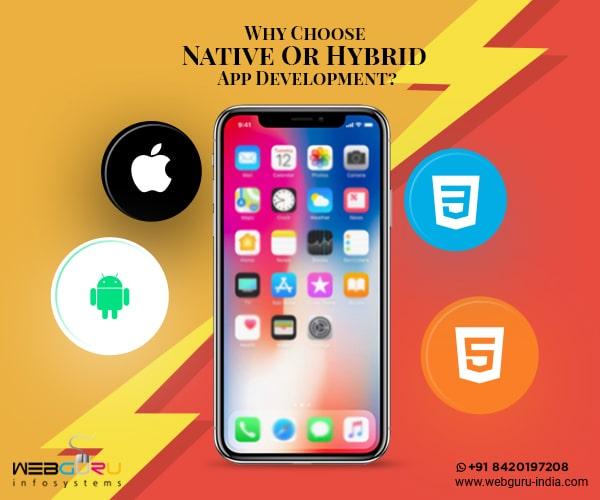 Native Or Hybrid App Development