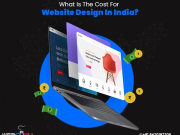 The Cost For Website Design In India