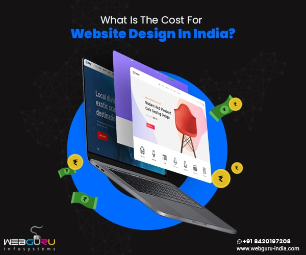What Is The Cost For Website Design In India Webguru